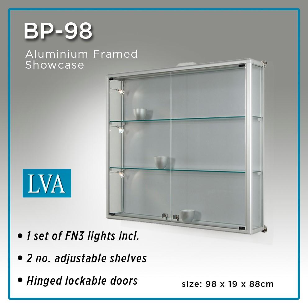 BP 98 Wall Display Cabinet 1