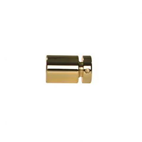 S1 16mmx18mm Polished Brass