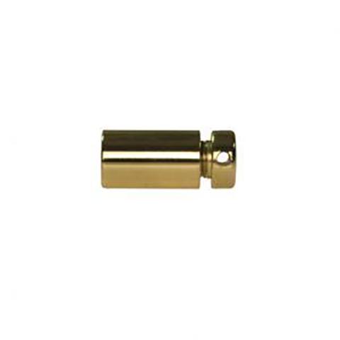 S12 12mmx20mm Polished Brass