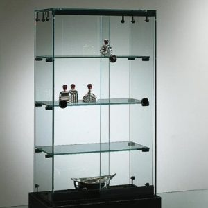 S15 Counter Top Glass Display