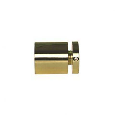 S4 25mmx25mm Polished Brass