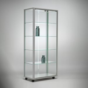 Premium Glass Display Cabinets and Counters
