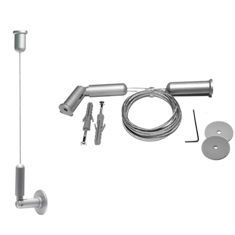 CW04-CW Wall to Ceiling Cable Kit