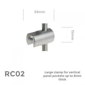 RC02 Large Clamp