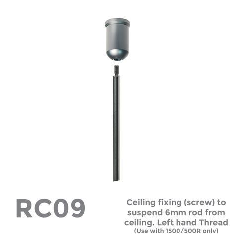 RC09 Ceiling Fixing (Screw)