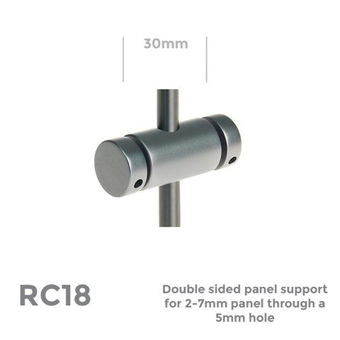 RC18 Double Sided Panel Support