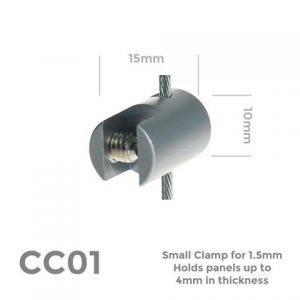 CC01 Small Clamp