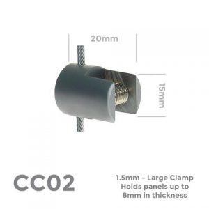 CC02 Large Clamp