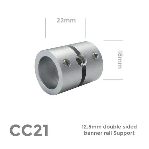 CC21 Holds panel up to 10mm thick