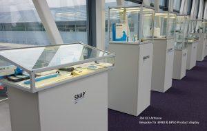 Glass Cabinet Displays 4