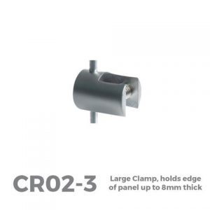 CR02-3 Large Panel Clamp