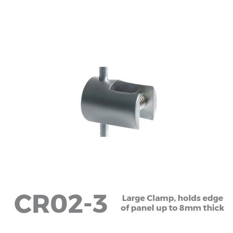 CR02-3 Large Panel Clamp 1