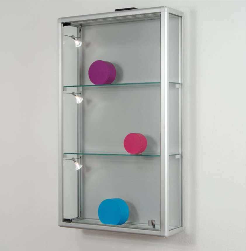 Premium Glass Display Showcases and Counters 5