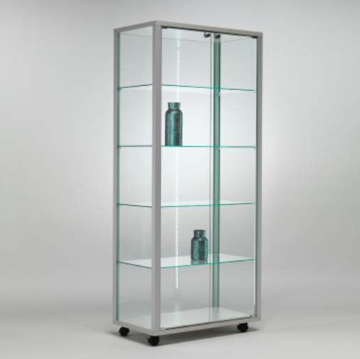 Premium Glass Display Showcases and Counters 2
